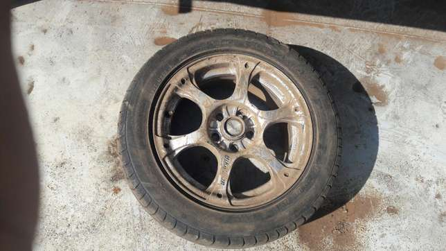 Rims & used tires -15' Roysambu - image 3