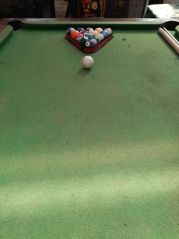 Awe Inspiring Pool Table In Western Cape Olx South Africa Interior Design Ideas Inamawefileorg