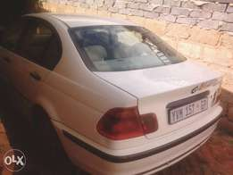 Selling a BMW 3 series 320d