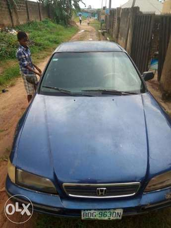 Blue Honda Ibadan South West - image 6