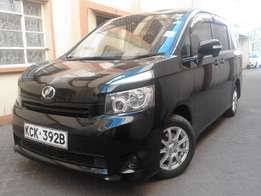 Toyota Voxy. Just Arrived. KCK reg. Beautiful Black colour.