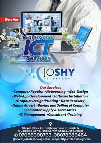Professional ICT Services Lugbe - image 1