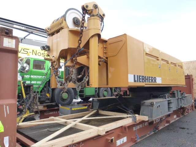 Liebherr LR 1200 Boom 65 mtr + Luffing jib 83 mtr - 2005 - image 21