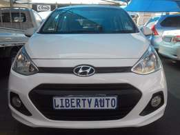 Hyundai i10 grand 1.2 motion