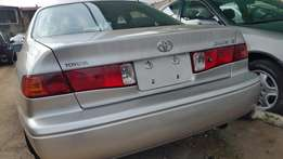 Toyota camry 2001 model xle