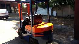 Toyota 5 Series forklift