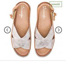 Sandały sandałki damskie 40 41 moro Otwock • OLX.pl