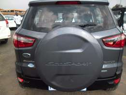 Ford Ecosport Titamun turbo charge, with full service book, 20