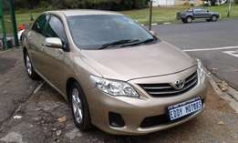 2011 model Toyota Corolla 1.6 Professional For Sale