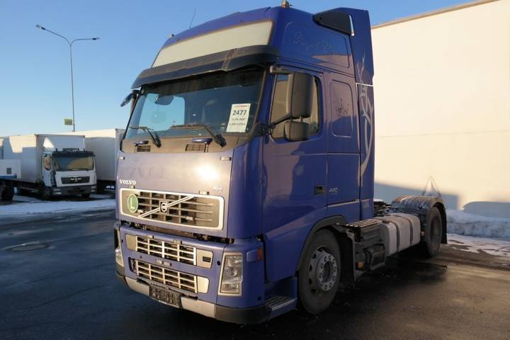 Volvo FH13 440 42T EURO 5 low deck - 2007