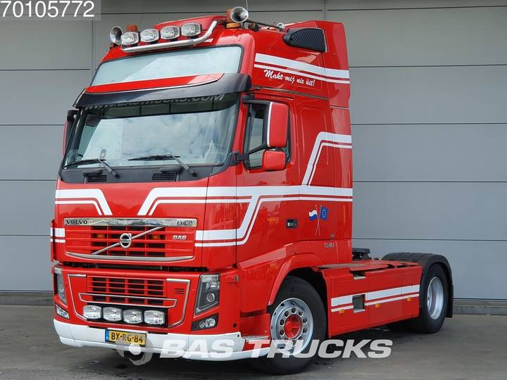 Volvo FH16 540 XL 4X2 VEB+ Standklima Euro 5 - 2010