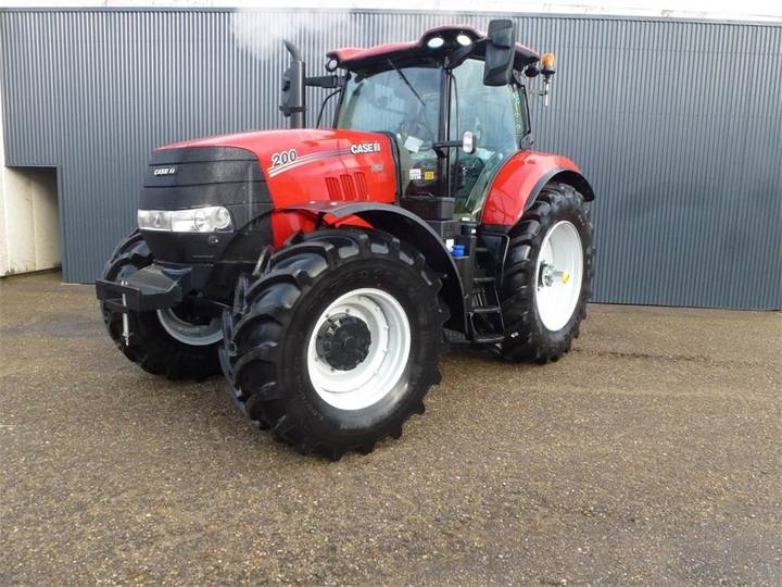 Case IH Puma 200 Mc Fps - 2019
