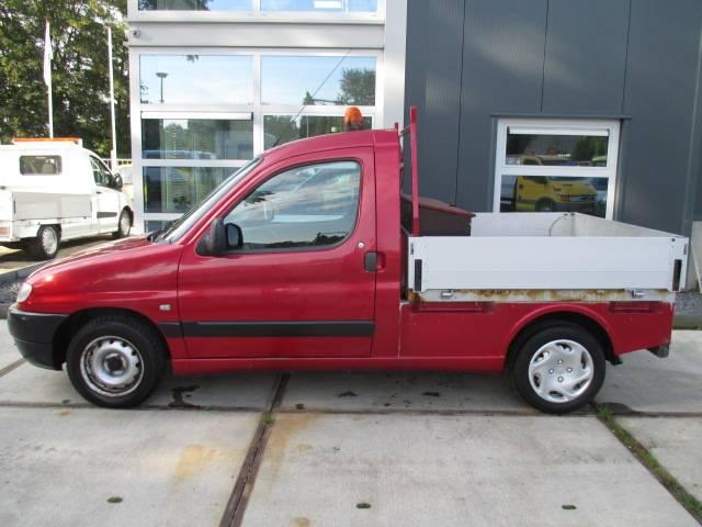 Peugeot Partner 1.9D PICKUP - Openlaadbak - Pritsche - 2002