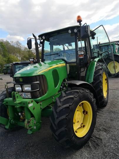 John Deere 5720 Traktor Fr.lyft - 2004