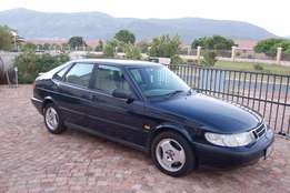 1998 Saab 900 SE Turbo in great condition