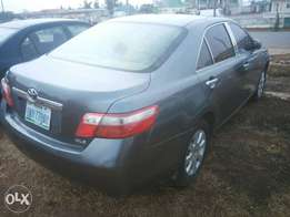 Toyota Camry XLE in good condition.