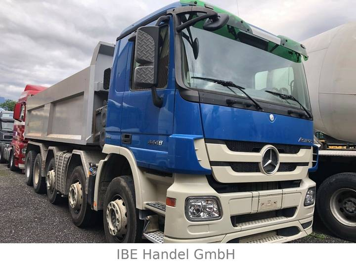 Mercedes-Benz Actros 4448 10x4, E5, Retarder, MP3 - 2009