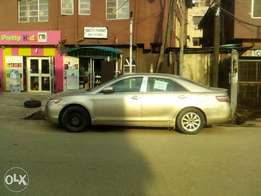 Very clean toyota camry 08 for urgent sales