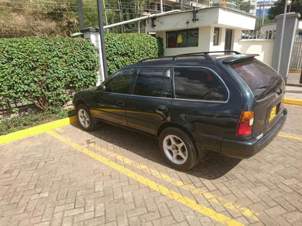 1996 Toyota corolla G touring Parklands - image 4
