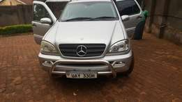 Benz Mercedes ML