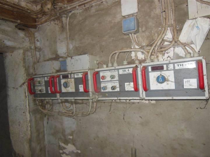 TH 15 Ventilationsstyring
