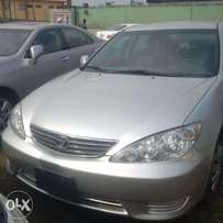 Just Arrived !!! Total accident free Toks 05 camry LE