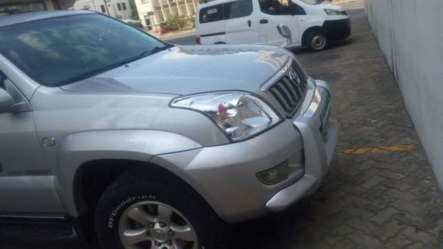 Toyota Prado landcruiser for sale Ganjoni - image 1