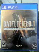 Battlefield 1 for Ps4 & Xbox One