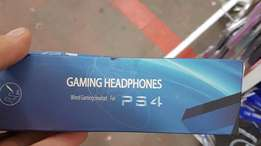 Wired PS4 Gaming Headingphones