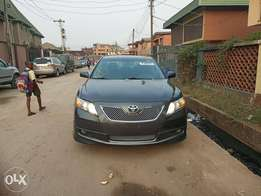 Toks Camry sports with Bluetooth, amplifier, voice command etc