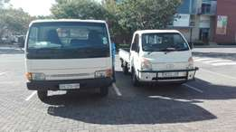 truck n bakkie for hire