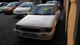 1998 Mazda 323 in good condition for sale
