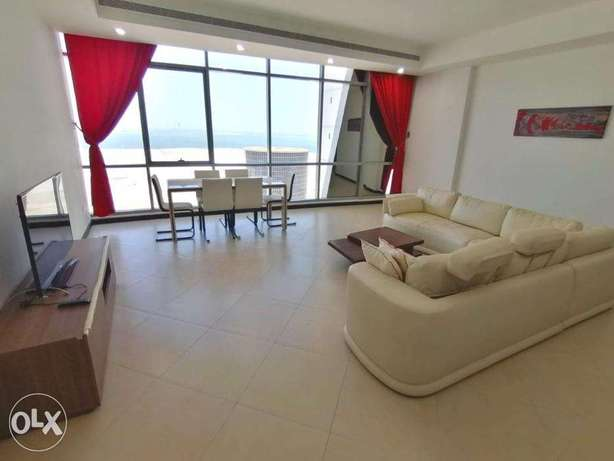 Sea View Huge Apartment for Sale in Juffair