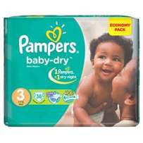 Economy and jumbo pampers