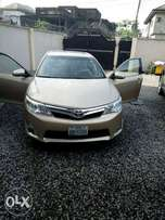 Registered Toyota Camry