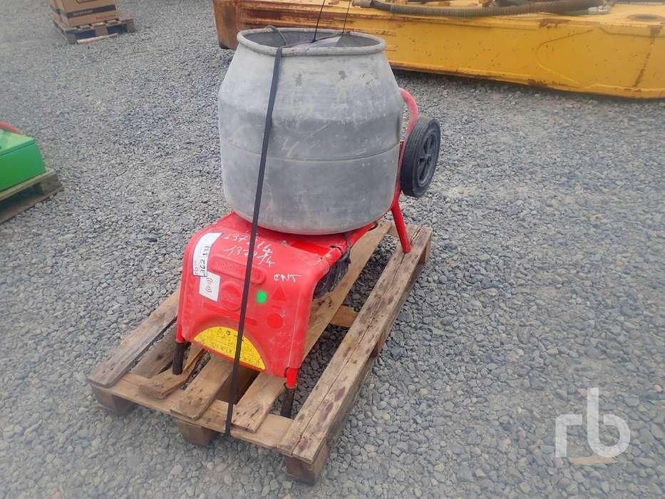 Belle MINIMIX 150 Concrete Mixer - 2013