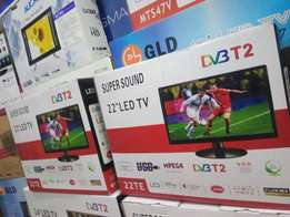 """22"""" tv Clear pictures Digital,Cash on delivery"""
