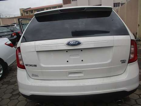 Ford Edge 2011 Model Ikeja - image 1