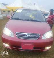 Toyota Corolla 2003 (Foreign Used)