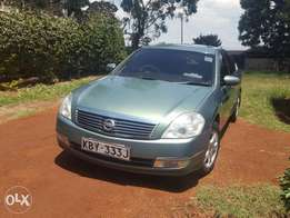 Nissan Teana Fully loaded lady owned Tv monitors Just buy and drive