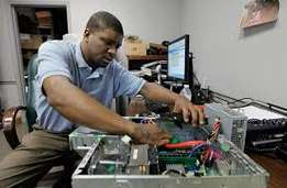 Computer technician with experience in Repairs,Cpu,Laptops IN MOMBASA