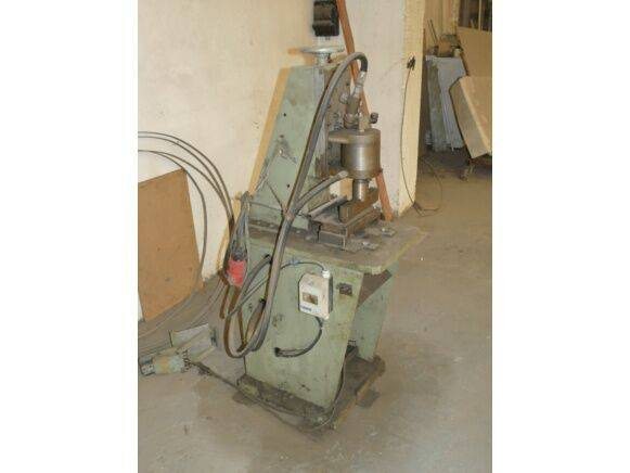 Sale punch industrial equipment for  by auction
