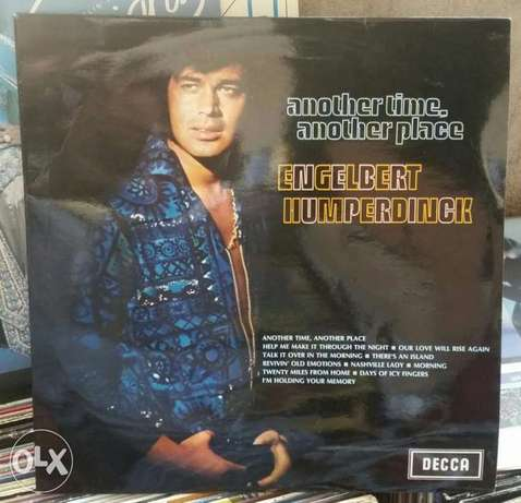 Engelbert - Another time another place - Vinyl / record