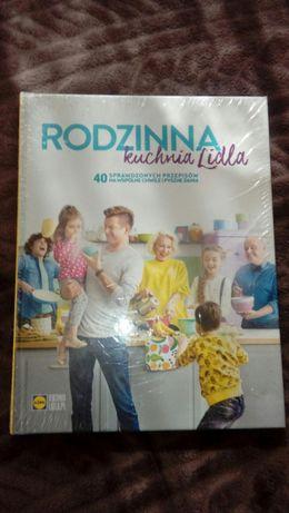 Ksiazka Rodzinna Kuchnia Lidla Przepisy 40 Sprawdzonych Przepisow