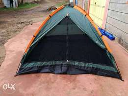 Nylon dome tents,sleeping bags,camping bed for sale