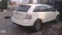 Cheapest neat Tokunbor Ford Edge white