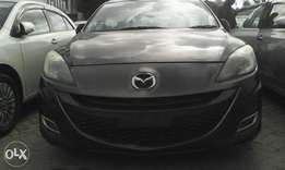 Mazda Axela gray colour