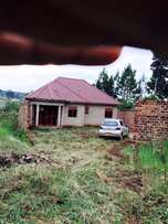 House for sale in Gayaza nakwero sitted on 50ft by 100ft at 54million