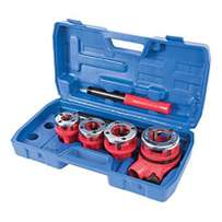 """SILVERLINE pipe threading kit 1/2"""" to 1 1/4"""" BSP"""