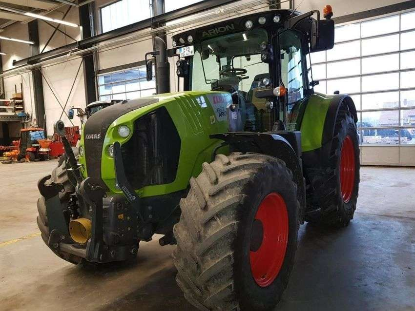 Claas arion 650 cebis - 2014